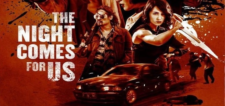 The Night Comes For Us Ringtone