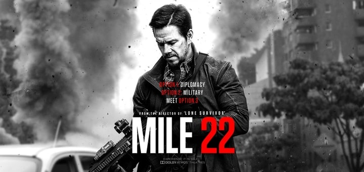 Mile 22 Ringtone