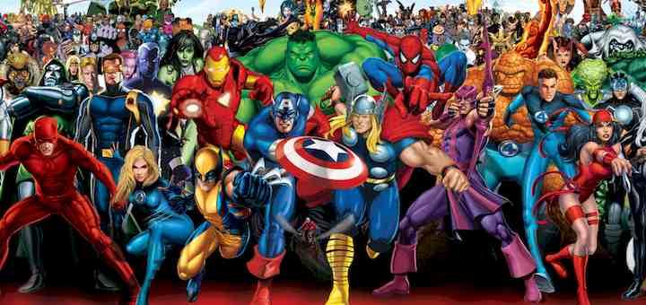 Superheroes Ringtone