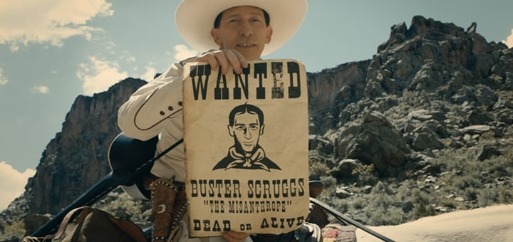 The Ballad of Buster Scruggs Ringtone