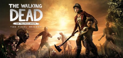 The Walking Dead: The Final Season Ringtone