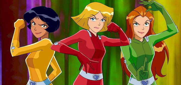 Sonnerie totally spies sms iphone