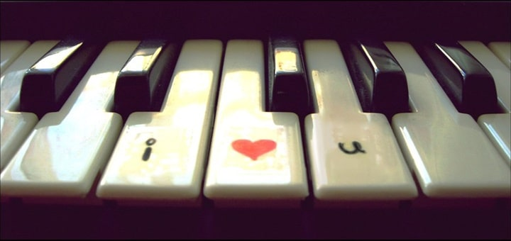 I Love You Piano Ringtone