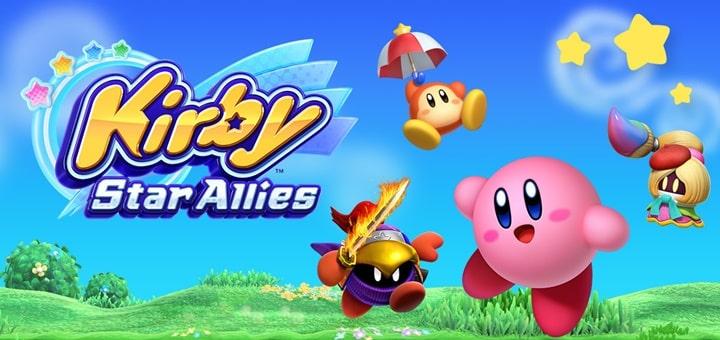Kirby Star Allies Ringtone