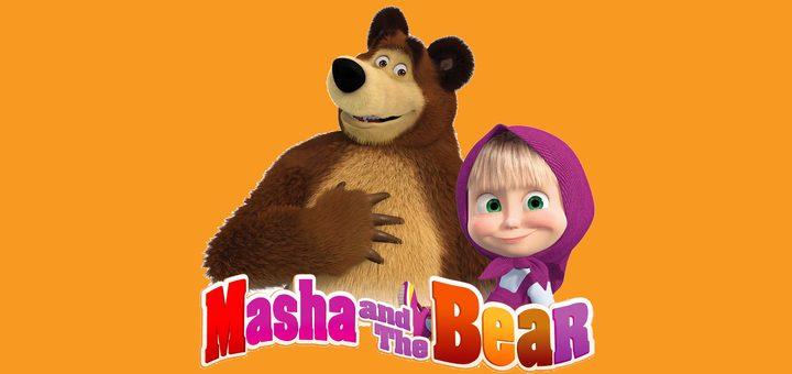 Masha And The Bear Ringtone