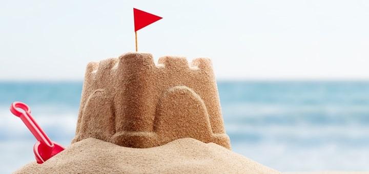 Sand Castle Ringtone