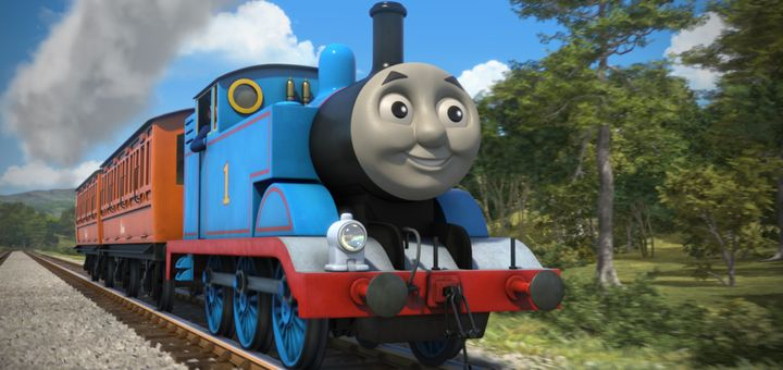 Thomas The Tank Engine Theme Song