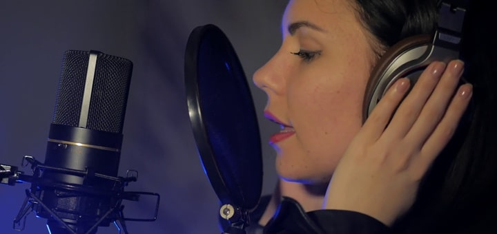 Vocal Female Ringtone