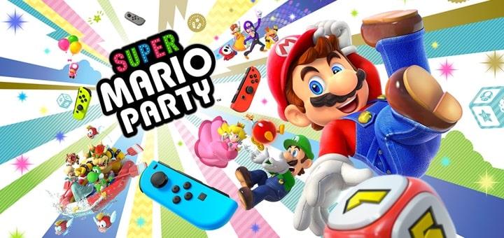 Super Mario Party Ringtone