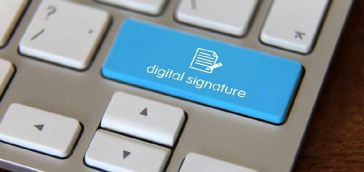 Digital Signature Tone