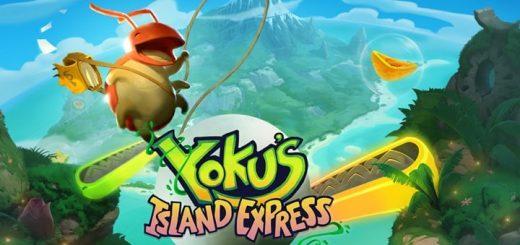 Yoku's Island Express Ringtone