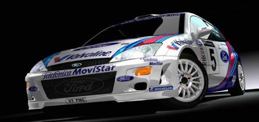 Colin McRae Rally 2.0 Ringtone