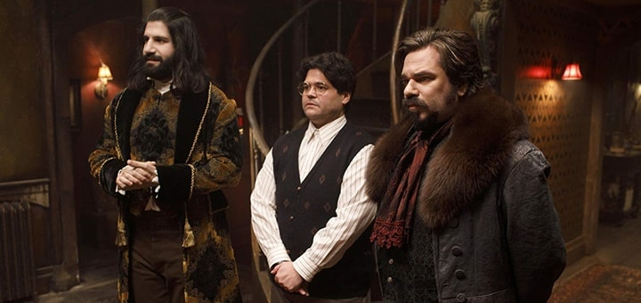What We Do in the Shadows Theme Song
