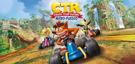 Crash Team Racing Nitro-Fueled Ringtone