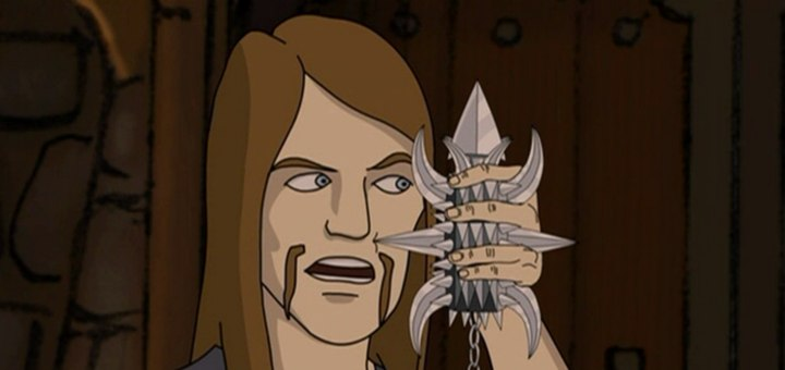 metalocalypse ringtone