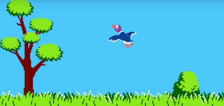 duck hunt ringtone