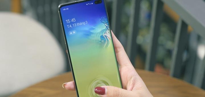 Samsung Galaxy S10 Moon Ringtone