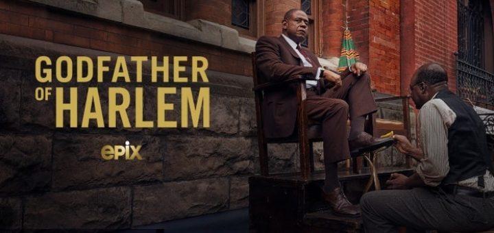 Godfather of Harlem Ringtone
