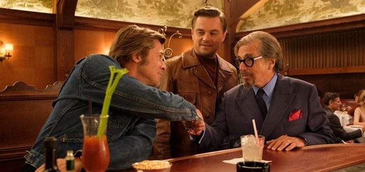 Once Upon a Time in Hollywood Ringtone