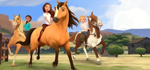 Spirit Riding Free Ringtone