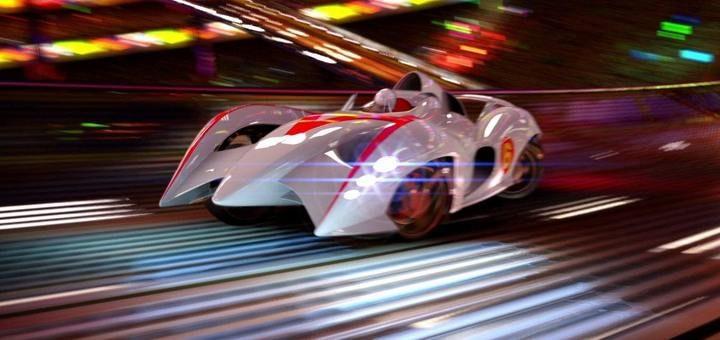 speed racer ringtone
