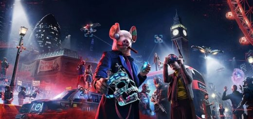 Watch Dogs Legion Ringtone