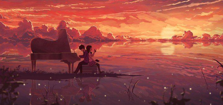 gentle morning piano ringtone