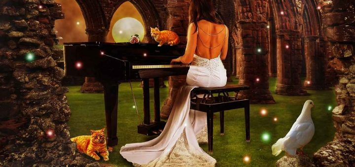 Romantic Piano Music Ringtone