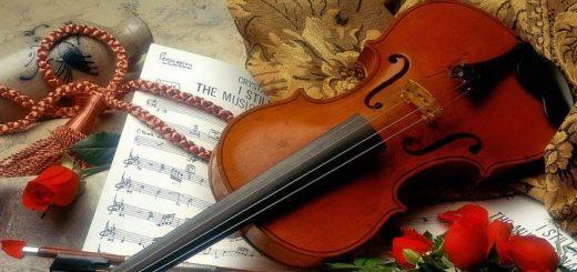 violin tone