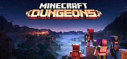 Minecraft Dungeons Ringtone