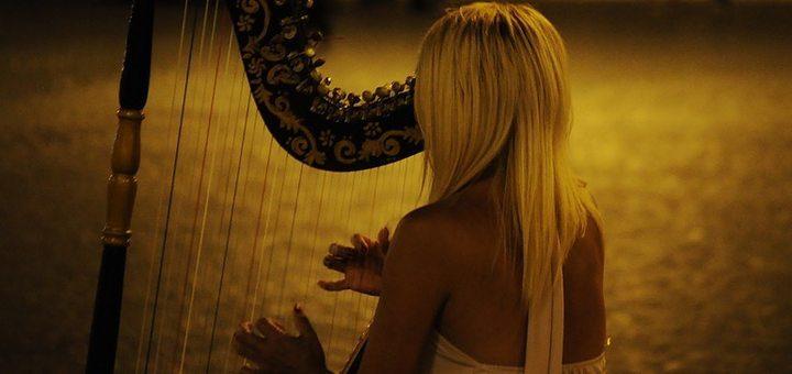 harp notification melody