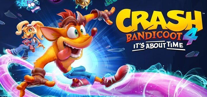 Crash Bandicoot 4: It's About Time Ringtone