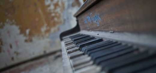 Horror Piano Tune Ringtone