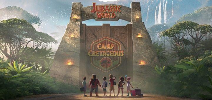 Jurassic World Camp Cretaceous Ringtone