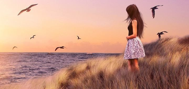ocean waves and seagulls relaxation alarm ringtone