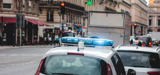 police siren tone