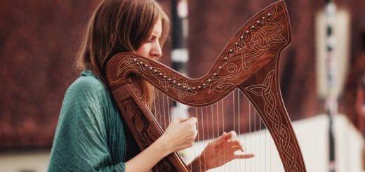 angels harp ringtone
