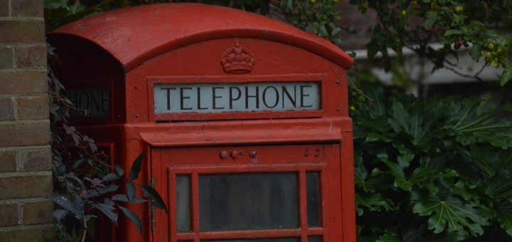 old telephone booth ringtone