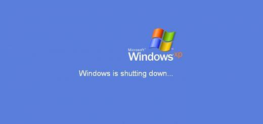 windows xp shutdown sound
