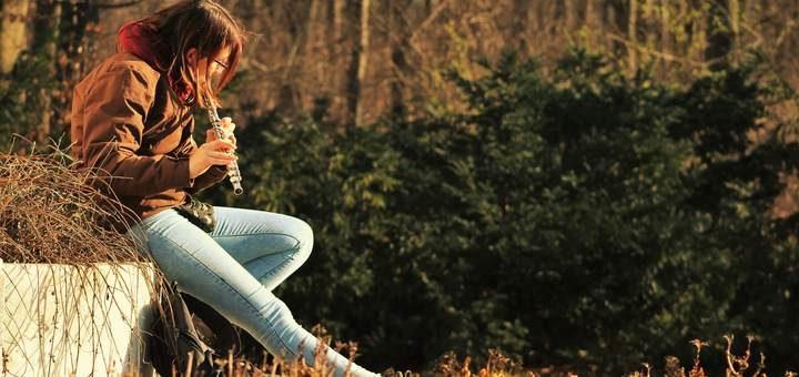 relaxing flute music ringtone
