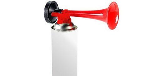 ringtone air horn
