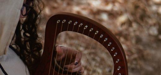 simple harp ringtone