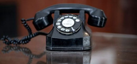 very old telephone ringing sound