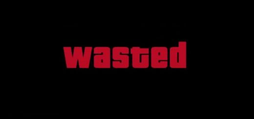 wasted sound effect