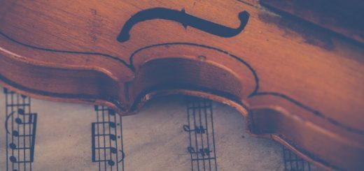 sad violin melody