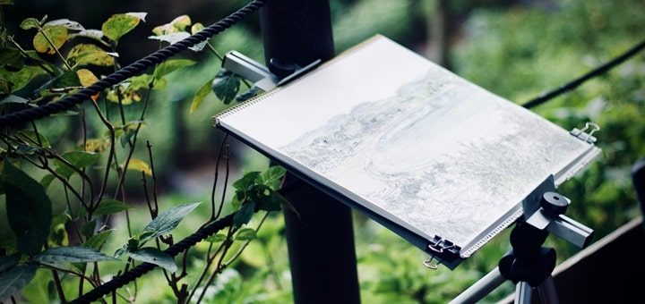 Landscape Drawing Ringtone
