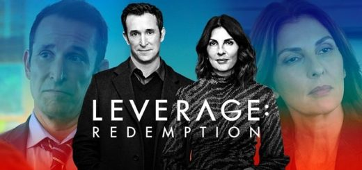 Leverage: Redemption Ringtone