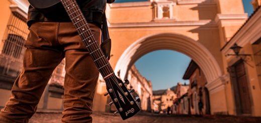 Wandering Guitar Ringtone