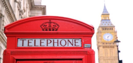 british phone ringtone