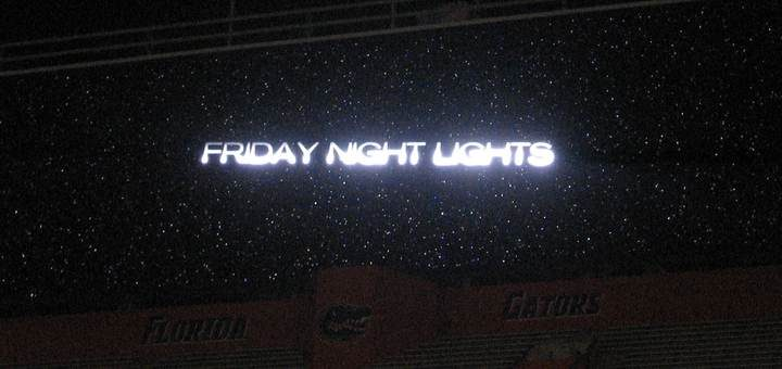 friday night lights theme song